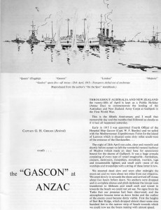 CHM GASCON CAPTAIN GRIGGS SKETCH & REPORT 1915 PAGE 1 wpd21187f2_05_06